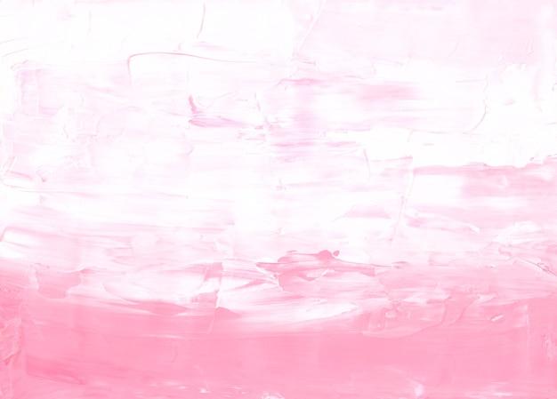 Streszczenie pastelowe różowe i białe tło z teksturą