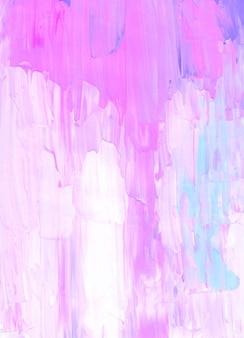 Streszczenie pastelowe różowe, niebieskie i białe tło