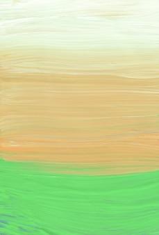 Streszczenie pastelowe żółte zielone i białe tło ombre