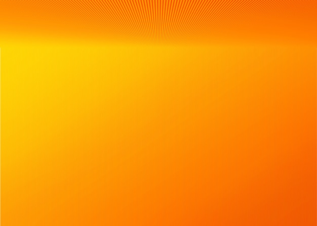 Streszczenie pomarańczowy układ tła, studio, pokój, szablon sieci web, sprawozdanie biznesowe z gładkim gradientem koła kolor.