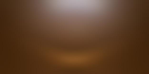 Streszczenie Projekt Układu Tła ściany Gładkie Brown, Studio, Pokój, Szablon Sieci Web, Raport Biznesowy Z Kolorem Gradientu Gładkiego Koła. Darmowe Zdjęcia