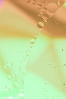 Streszczenie raindrops na tle koloru sepii