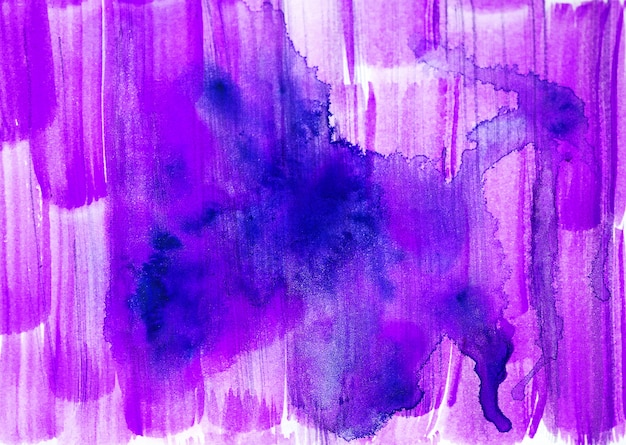 Streszczenie ręcznie malowane akwarela kolorowe mokre tło na papierze, pastelowe kolory, akwarela tekstury