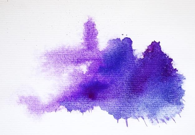Streszczenie ręcznie malowane akwarela kolorowe mokre tło na papierze, pastelowe kolory