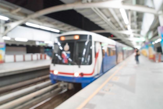 Streszczenie rozmycie elektryczne stacji kolejowej