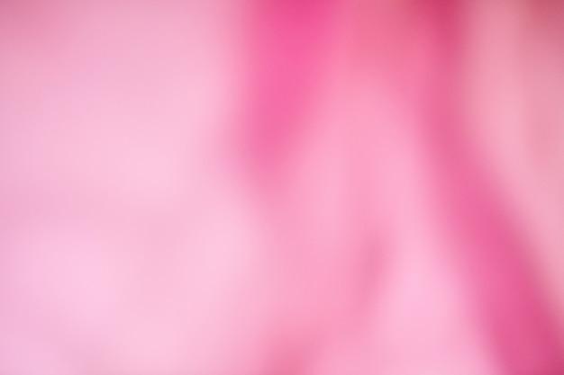 Streszczenie rozmycie lekkiego gradientu różowego miękkiego pastelowego koloru tapety