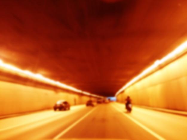 Streszczenie rozmycie moto motyw drogowy tle