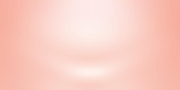 Streszczenie rozmycie pastelowy piękny brzoskwiniowy kolor różowy niebo ciepły ton tła dla projektu jako baner, pokaz slajdów lub inne.
