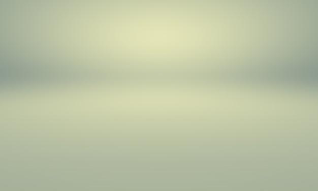 Streszczenie rozmycie pusty zielony gradient studio dobrze wykorzystać jako tło, szablon strony internetowej, ramka, raport biznesowy.