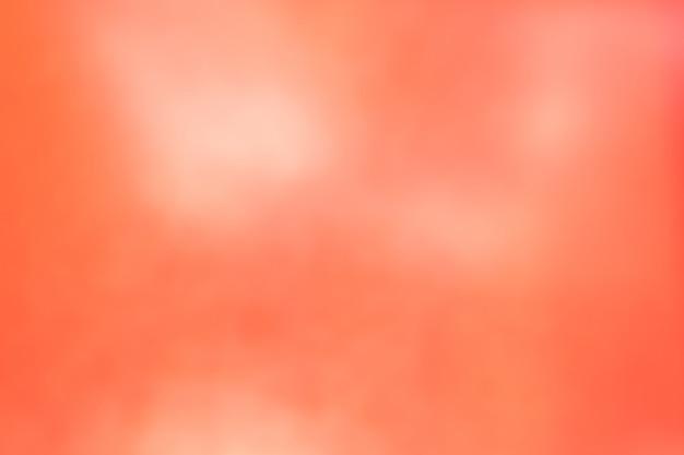 Streszczenie rozmycie światła gradientu czerwony miękki pastelowy kolor tapeta tło.