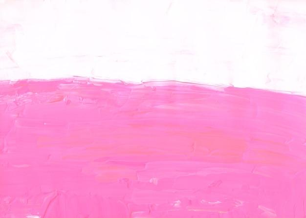 Streszczenie różowe i białe tło z teksturą