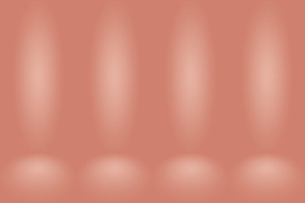 Streszczenie różowe tło boże narodzenie projekt układu walentynki, studio, pokój, szablon sieci web, raport biznesowy z kolorem gradientu gładkiego koła.