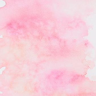 Streszczenie różowy akwarela teksturowanej tło