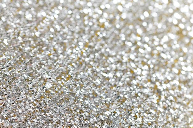 Streszczenie srebrny tło z teksturą