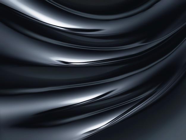 Streszczenie szare metalowe rury w tle technologii przemysłowej
