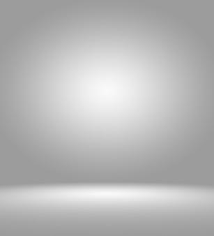 Streszczenie Szary Gradient Tło Premium Zdjęcia