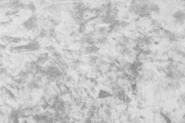 Streszczenie szary i biały kolor betonu tekstura tło