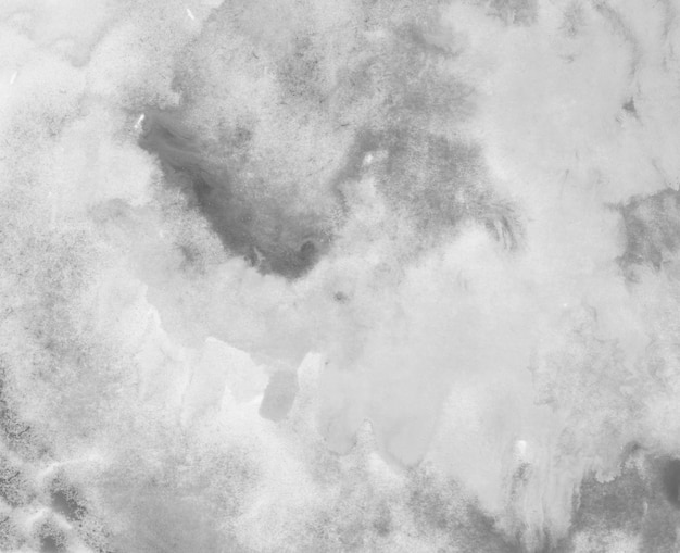 Streszczenie szarym tle akwarela