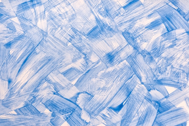Streszczenie sztuka tło jasnoniebieskie i białe kolory.