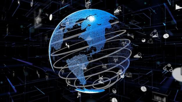 Streszczenie technologii inteligentnej analizy danych biznesowych