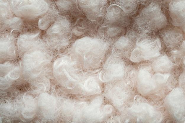 Streszczenie tekstura tło futra tkaniny