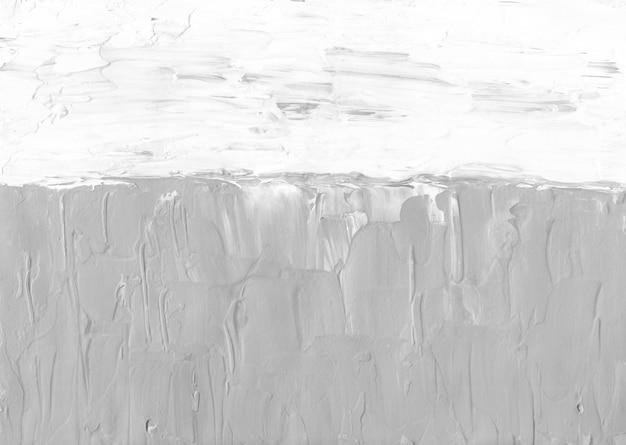 Streszczenie teksturowanej tło białe i szare