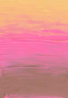 Streszczenie tło brązowy, żółty, różowy
