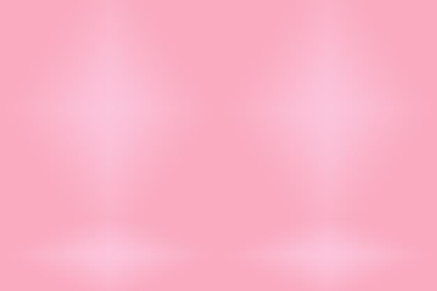 Streszczenie Tło Gradientowe Różowe Premium Zdjęcia