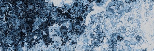 Streszczenie tło ilustracja ściany lodu.