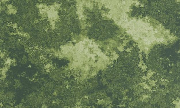 Streszczenie zielone wyblakły tło ściany