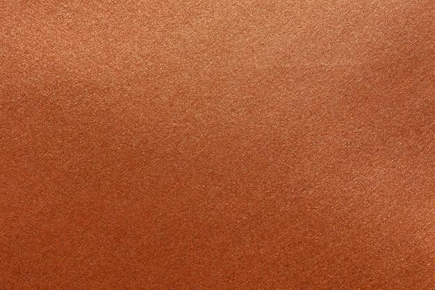 Streszczenie złoto brązowy kolor papieru tekstury tła