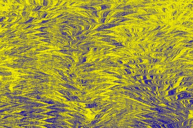 Streszczenie zniekształcony teksturowanej tło wzór