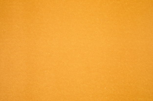 Streszczenie żółta papierowa ściana lub tekstura