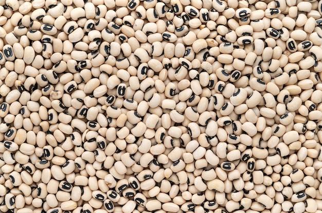 Streszczenie żywności czarny groszek tekstury tła