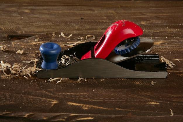 Strugarka stolarz narzędzie ręczne do golenia drewna