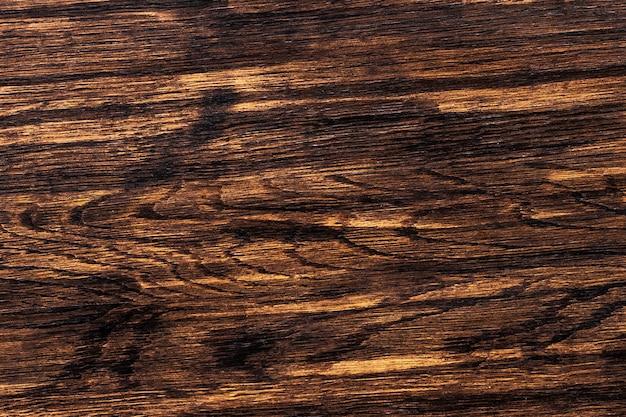 Struktura ciemnego drewna
