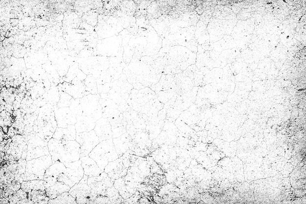Struktura cząstek pyłu i pyłu lub warstwa brudu