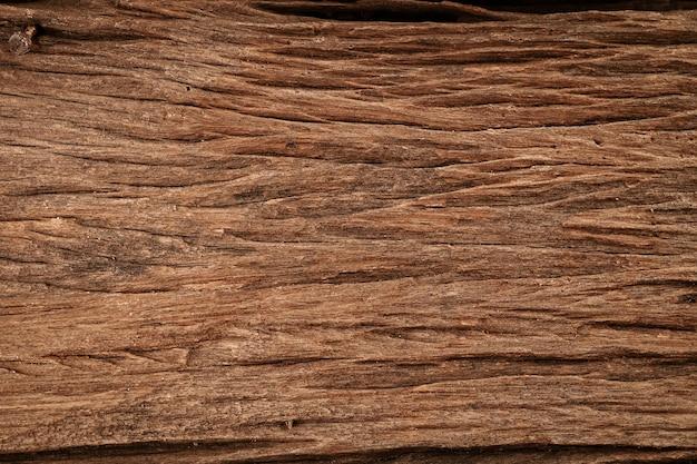 Struktura drewna naturalna powierzchnia zerodowana przez czastło starego drewna