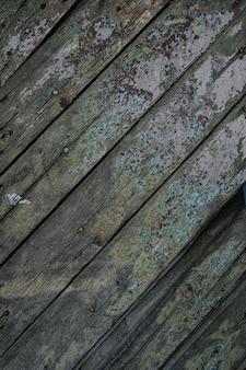 Struktura drewna ściany z drewna dla tła i tekstury.