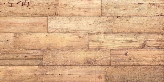 Struktura drewna, stare deski. tło z drewnianego stołu lub podłogi.