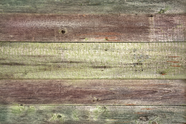 Struktura drewna, stare żółte teksturowane deski. tło