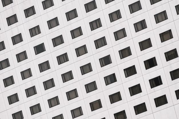 Struktura okna tekstury budynku