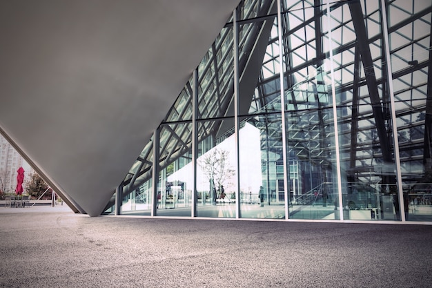 Struktura szkło