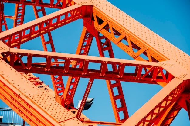 Struktura wieży w tokio