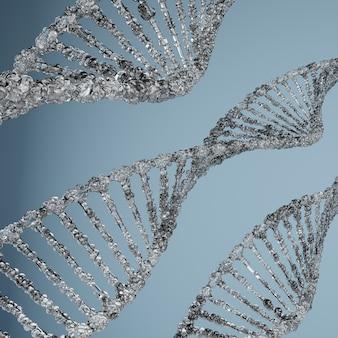 Struktury molekularne dna