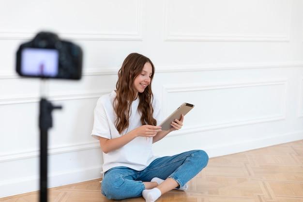 Strumieniowe nagrywanie freelancera z youtube