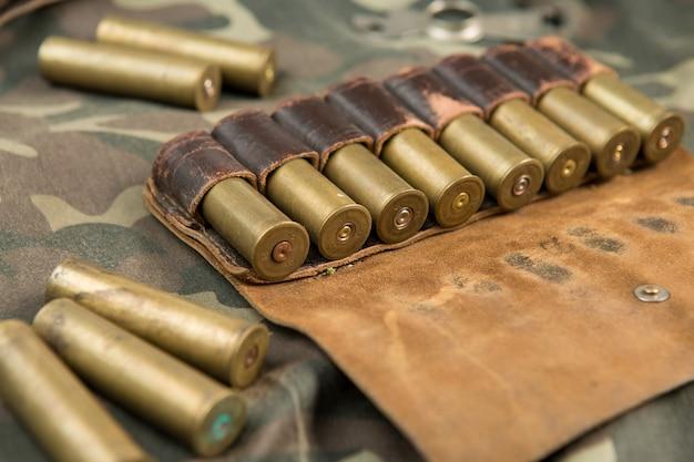Strzelba, naboje myśliwskie, amunicja myśliwska