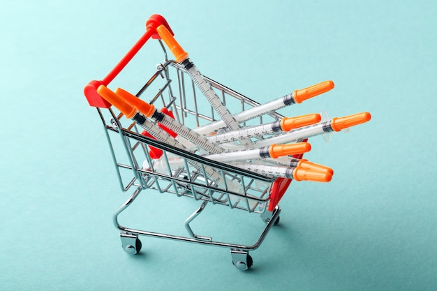 Strzykawki do insuliny