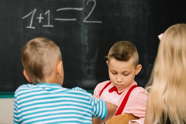 Studenci z klasy matematyki