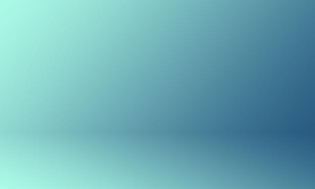 Studio niebieskie tło gradientowe